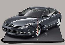 miniature, MODEL CAR, en horloge, CITROEN C 6 GRIS, citroen-c6-01