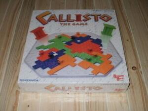 Callisto The Game - University Games **NEW & SEALED**