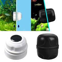 Aquarium Fish Tank Magnetic Clean Brush Glass Algae Scraper Cleaner Scrubber G9Z