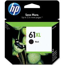 GENUINE HP 61XL Black OEM Ink Printer Cartridge CH563WN 61 XL Deskjet 3050 2050