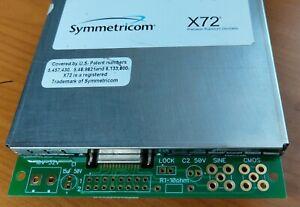 Breakout Board for Symmetricom X72 Rubidium Oscillator