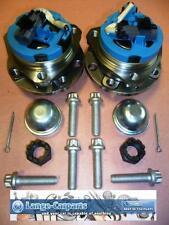 2x cuscinetto ruota Set asse anteriore Destro + SX OPEL ASTRA G CC