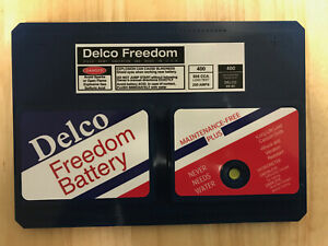 Freedom Battery Topper - Firebird, C/K, Nova, Camaro, Buick, Grand Prix