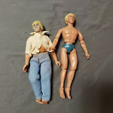 Vintage 1974 Mego Corp Figures