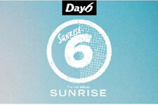 DAY6-[SUNRISE] 1st Album CD+Photo Book+2p Photo card+LD card+1p S.Card+Poster
