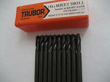 10 X 4.85 mm (# 11) Hss 151 a Chapa Taladro trubor / metalbore Nuevo Y Sellado # 38
