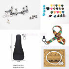 Waterproof Storage Case Portable Thicken Ukulele Bag with Instrument Accessories