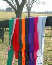 Equine Textiles Keeneland 9ft. Standard Polo Wraps - Set of Four - Wine