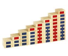 Nikitin Spiel-Zahlentürme/N6 schult Zahlen-Mengen-Größen Verständnis