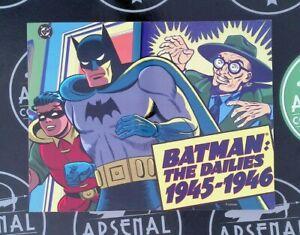 Batman: The Dailies 1945-1946 DC Comics Vol #3 VF Robin Bob Kane 1st Printing