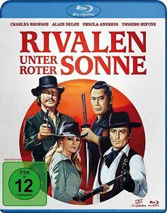 Rivalen unter roter Sonne [Blu-ray/NEU/OVP] Alain Delon, Charles Bronson, Ursula