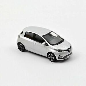 1/43 Norev Renault Zoé ZE50 2020 Highland Grey Neuf Boite Livraison À Domicile
