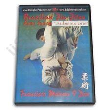 Kioto Brazilian Jiu Jitsu Mma Subs Mounts #1 Dvd Mansur M-0138 Helio Gracie New!