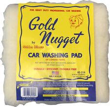 "SM Arnold 9"" x 9"" Gold Nugget Wash Pad Detailing Car 85316"