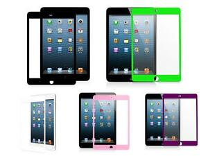 2X Colorful Clear Screen Protector Film Cover Guard Shield Apple iPad air 2 +KIT