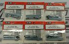 """DUBRO 616 2"""" x 3/16"""" Dia. E/Z ADJUST AXLE (2 Pcs) lot of 6 packages"""