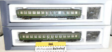 Tillig 01760 Ustc Military Train Travel Car Set 2tlg DB Ep4 TT 1:120 Nip GB2 Μ