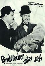 IFB 8045 | RINDVIECHER UNTER SICH  | Stan Laurel, Oliver Hardy | Topzustand
