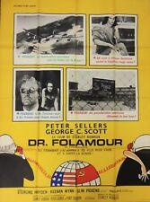 DR. STRANGELOVE French Grande movie poster 47x63 (120x160) KUBRICK PETER SELLERS