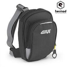 Givi EA109B Motorcycle Motorbike Bike Wallet Hip Pouch Bag Pack - Black