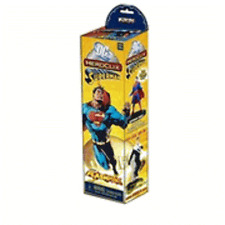 Heroclix Superman Flashpoint Booster Pack Sealed Brand New DC Comics Wizkids