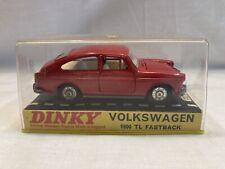 Dinky VW1600 TL Fastback No.163