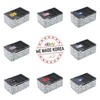 BT21 Character Clothes Pouch & Block Case Set 8types Official Authentic K-POP MD