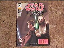 Star Wars Episode I Phantom Menace # 1 Comic Book Vf/Nm Photo Cover