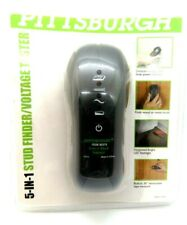 PITTSBURGH 5-In-1 Stud Finder With Voltage Detection - Open Box