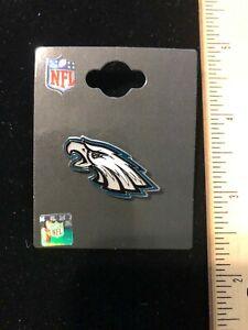 """NEW 2020 ISSUE Philadelphia Eagles Logo Lapel Pin - NFL Licensed - """"Screamin"""""""