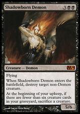 MTG SHADOWBORN DEMON EXC - DEMONE DELLE TENEBRE - M14 - MAGIC