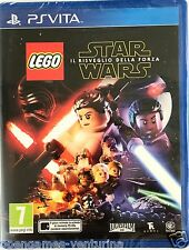 LEGO STAR WARS IL RISVEGLIO DELLA FORZA PS VITA PLAYSTATION ITA ITALIANO