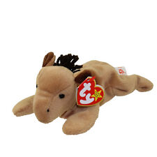 TY Beanie Baby - DERBY the Horse (NO star & yarn mane) (8 inch) - MWMTs