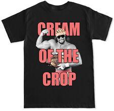 CREAM OF THE CROP MACHO MAN SAVAGE RETRO WRESTLING FUNNY HUMOR FLAIR T SHIRT