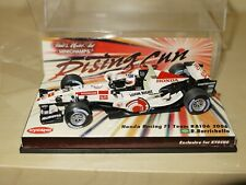 Minichamps 1:43 2006 Rubens Barrichello Honda RA106 Rising Sun Limited Edition