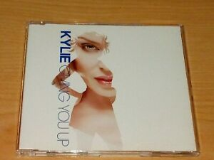 KYLIE MINOGUE GIVING YOU UP CD 2005.