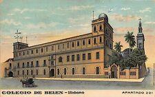VERY RARE! 1910's Colegio de Belen Jesuit School in HAVANA, CUBA - La Habana