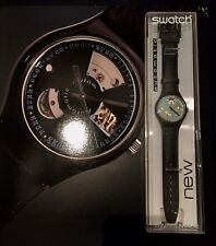 OROLOGIO SWATCH SAB 100 CON LIBRO SWATCH  AFTER  SWATCH