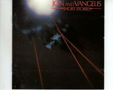 CD JON AND VANGELIS	short stories	EX GERMAN (A3124)