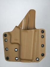 Raven Concealment Mini Phantom Coyote Full Shield Holster for Glock 43