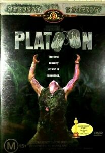 Platoon : Special Edition : New Old Aus Stock : NEW DVD