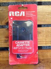 Rca Mp3 Cd Dvd Cassette Adapter Hpca100Dr