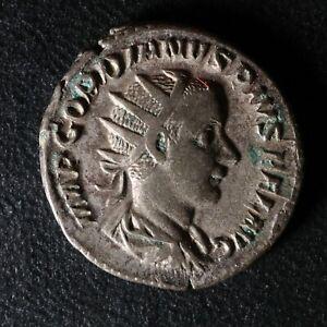 Gordian III Antoninianus 239-241 Roma Rome RIC 70 Gordien III