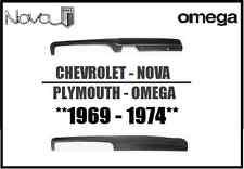 Chevy Nova Pontiac Ventura Oldsmobile Omega Dash Cap Cover 69 70 71 72 73 74