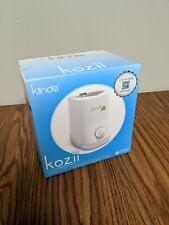 Kiinde Kozii Bottle Warmer and Breast Milk Warmer New in box