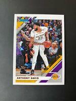 Anthony Davis 2019-20 Panini Donruss #80 LA Los Angeles Lakers NBA