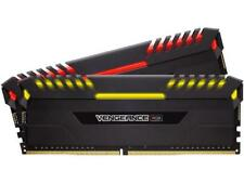CORSAIR Vengeance RGB 16GB (2 x 8GB) 288-Pin DDR4 SDRAM DDR4 3200 (PC4 25600) De