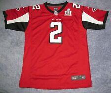 Matt Ryan Kids Super Bowl LI Atlanta Falcons Red Nike Jersey Boys XL Youth