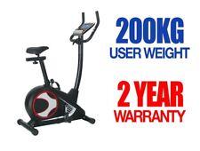 FREE Delivery NEW Endurance Exercise Bike + Inbuilt Programs + Power