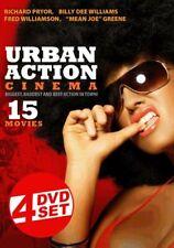 Urban Action Cinema - 15 Movies (4 Disc Set) [DVD] NEW!